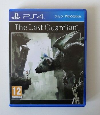 Last Guardian PS4 SAME DAY Dispatch [Order By 4pm]