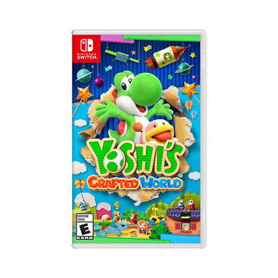 Yoshi's Crafted World Switch (SP)