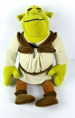 "2004 Nanco Dreamworks Shrek 18"" Plush"