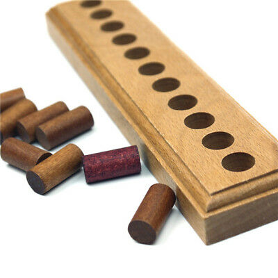 Wooden Seize Memory Match Stick Chess Game Baby Toy Educational Learning Kids N7