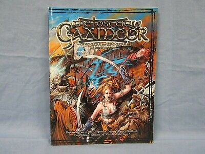 D20 Lost City of Gaxmoor Dungeons & Dragons