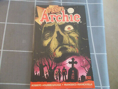 Afterlife With Archie Vol 1 - Escape From Riverdale - comic book