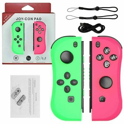 Joy-Con Game Controller Gamepad Joypad for Nintendo Switch Console Left+Right UK