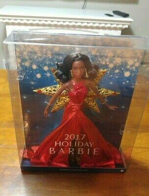 NIB Barbie Holiday 2017 Collector Edition African American