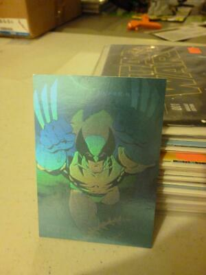Marvel Universe Series 3 Wolverine Hologram Chase Card H-3 181 1992