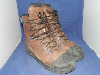 Haix Protector Volt Mens Steeltoe Boot Size 12