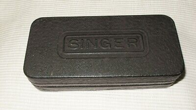 Singer Sewing Machine Tool Box And Accesories Box