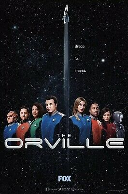 SDCC COMIC CON 2019 FOX THE ORVILLE POSTER Exclusive