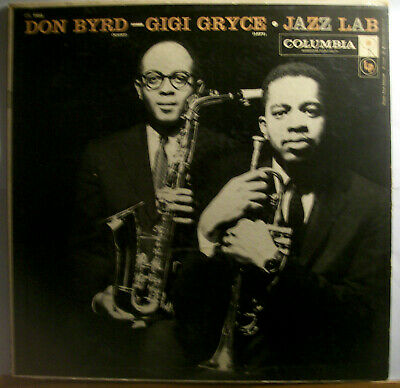 Donald Byrd-Gigi Gryce/Jazz Lab/Columbia(6)eye/CL998/DG/VG+/VG++