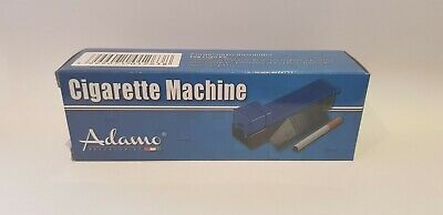 NEW Rollo King Size 84mm Manual Cigarrette Tobbacco Tube Injector Machine Roller
