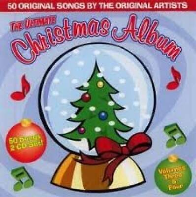 The Ultimate Christmas Album: Volumes 3 & 4 by Various Artists