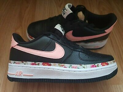 Junior Women Nike Air Force 1Vf Trainers Size 4 Uk 36.5 Eur 23.5 Cm