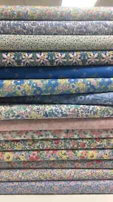 Liberty Of London Flower Show Spring 100% Cotton Fabric