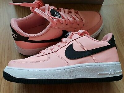 Junior Women Nike Air Force 1Vday  Trainers Size 5.5 Uk 38.5 Eur 24 Cm