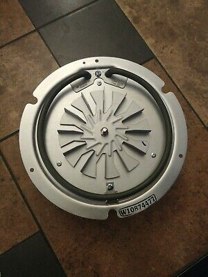 Whirlpool W11048093 convection fan assembly electric wall oven blower NEW OEM