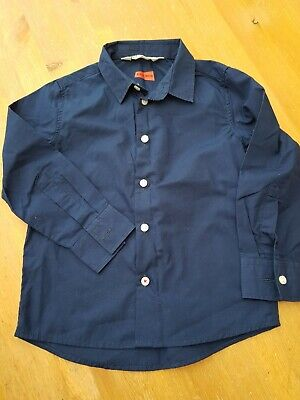 Boys H&M navy shirt. Size 3-4 years. Worn once