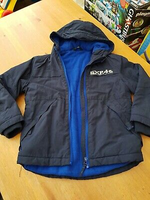 Boys George winter jacket/coat, size 5years, used good condition