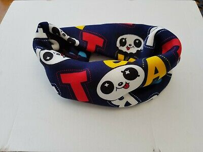 uk baby kids winter scarf snood very warm, navy