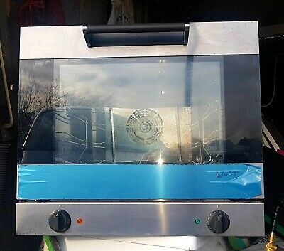 Smeg Alfa43UK Commercial Convection Oven. Used. RRP £465