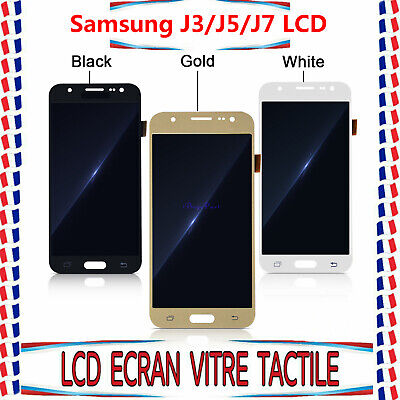 Pour Samsung Galaxy J3 J320/J5 J500 J530/J7 2017 SM-J730 LCD Ecran Vitre Tactile