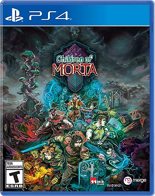Children of Morta PS4 (Sony PlayStation 4, 2019) Brand New - Region Free