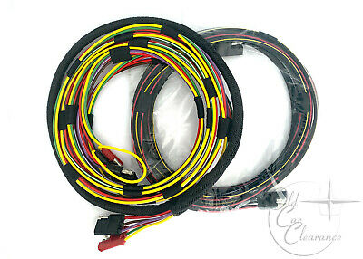 1964-1965 Lincoln Convertible Top Wiring Harness
