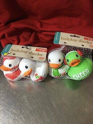 Infantino Rubber Ducks Lot Of 4 Brand New Mix And Match Your Pick- See Details