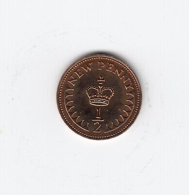 1978 HALF PENNY 1/2p In PROOF Condition Extremely Nice 1/2p piece   (3503)