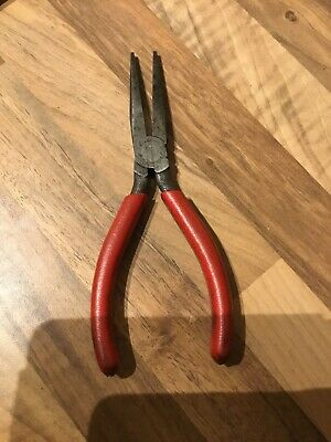 snap on long nose pliers 96BCP USA