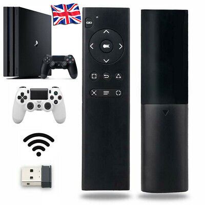 For Sony PS4 Playstation Pro/Slim Muiltimedia Blu-ray DVD Remote Controller UK