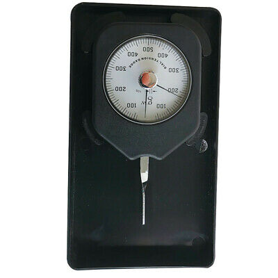 Double-needle Dynamometer 0-500g Dial Tension Gauge Two-way Measurement Accurate