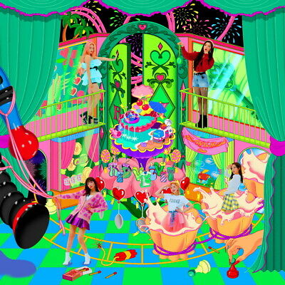 Red Velvet - The Reve Festival Finale (Repackage Album) (Scrapbook Ver.) CD NEW