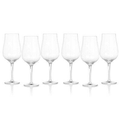 Schott Zwiesel Concerto Set of 6 Crystal Glass 508 ml White Wine Glasses