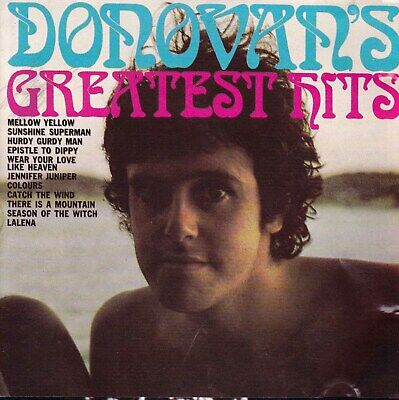 DONOVAN Greatest Hits  CD [Original Disctronics]    SirH70