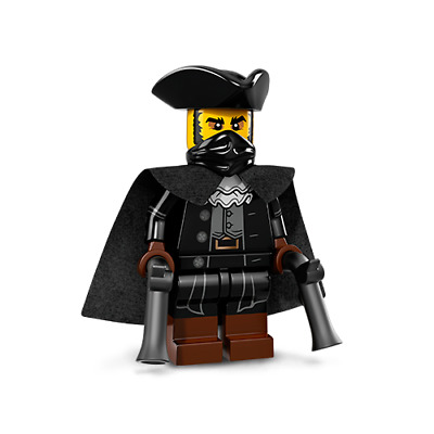 2017 LEGO #71018 Minifigures Series 17 Highwayman //Mystery Fig SEALED IN HAND!!!