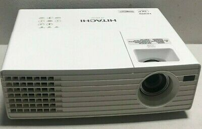 Hitachi CP-RX94 HDMI Digital Projector 7387 Lamp Hours Used