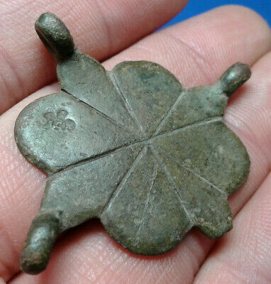 Ancient Roman Bronze Artifact.