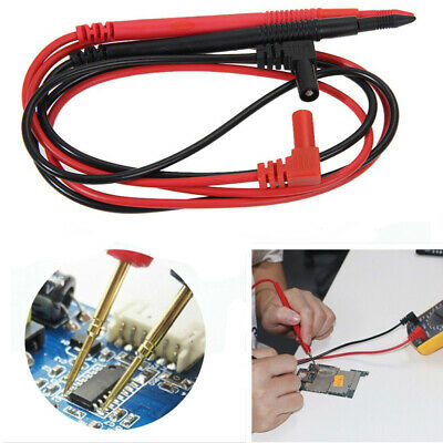 Universal Practical Digital Multi Meter Test Lead Probe Wire Pen Cable
