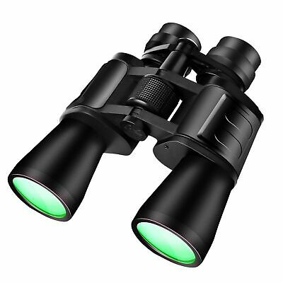 100X180 Zoom Day/Night Vision Outdoor HD Binoculars Hunting Telescope + Case SET