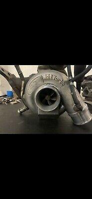 Subaru Impreza Vf37 Twin Scroll Turbo Charger