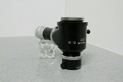 Wild Heerbrugg Microscope Camera Attachment Eyepiece & Mount Included FREE S&H