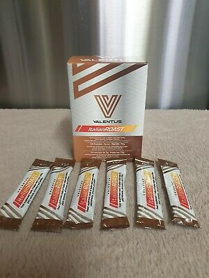 Valentus Slimroast Italian Coffee Weight Loss - Full Month Supply