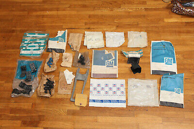 NOS New Old Stock AcDelco GM Parts Box Lot Wholesale Mix 21 Part Numbers 45 Part