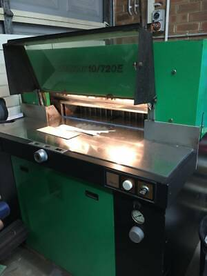 Electric/Hydraulic Guillotine