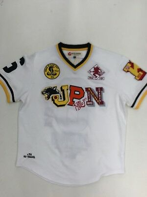 Men IRO OCHI JERSEY size LARGE 100/%AUTHENTIC EMBROIDERED Japan