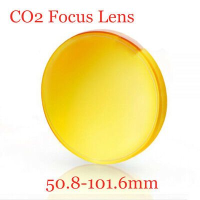 ZnSe CO2 Focus Lens Dia 20mm FL for CO2 Laser Engraving and Cutting Machine