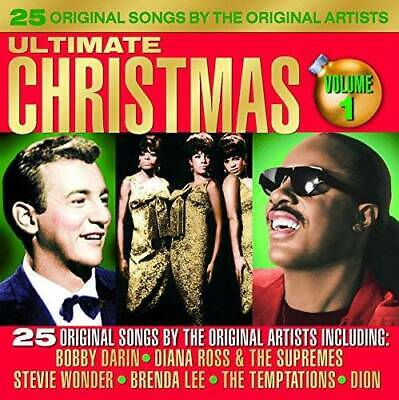 Ultimate Christmas Album Vol.1 by VARIOUS ARTISTS