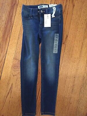 OLD NAVY Girls NWT Ballerina Jeans Size 8
