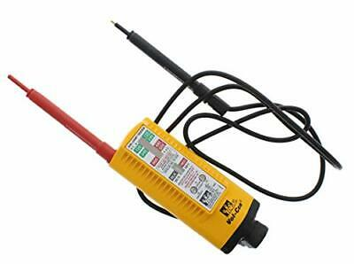 IDEAL INDUSTRIES INC. 61-076 Vol-Con Solenoid Voltage Tester with Vibration Mode