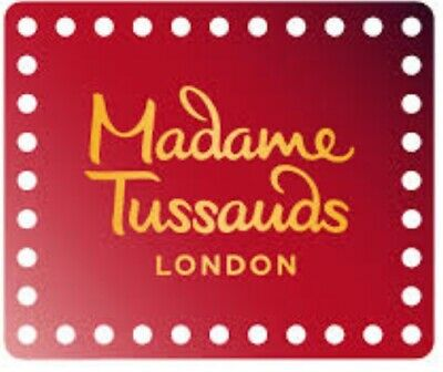 Madame Tussauds London 2 tickets valid only for 26/03 (Thursday)